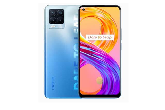 Realme 8 Pro Phone (5G Phone)