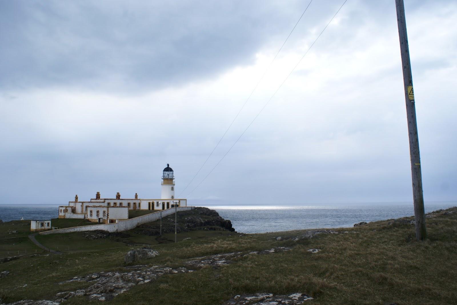 lighthouse neist point skye scotland alba uk united kingdom