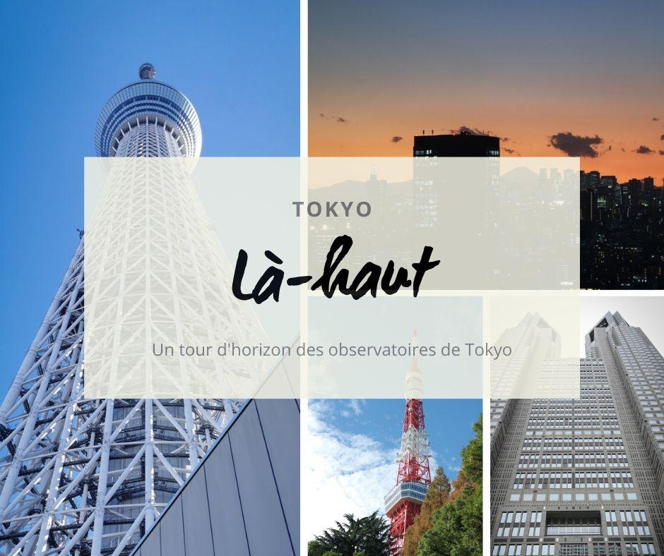 Là haut : un tour d'horizon des observatoires de Tokyo