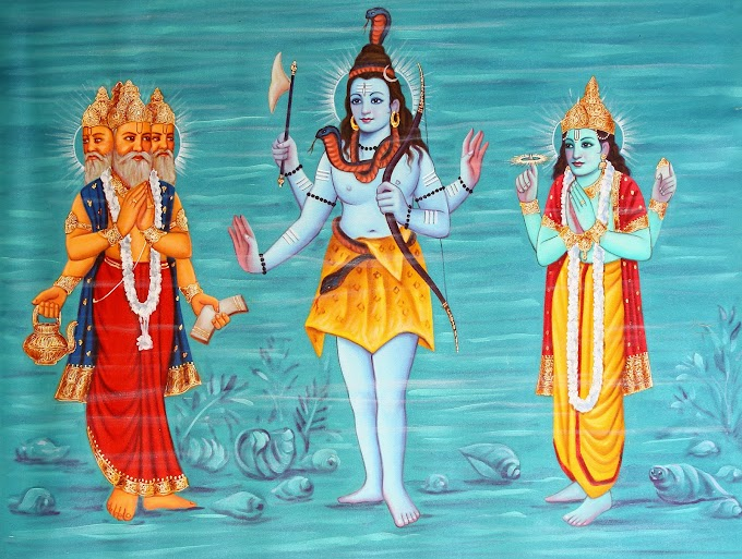 Why Brahma And Vishnu Worship Lord Shiva