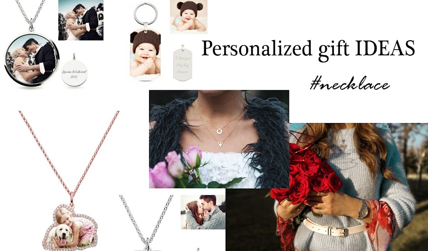 Beautiful personalized jewelry GIFTS IDEAS