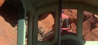 Big Thunder Mountain Railroad Front Row Magic Kingdom