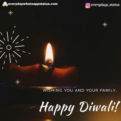 diwali thoughts | Everyday Whatsapp Status | Unique 120+ Happy Diwali Wishing Images Photos