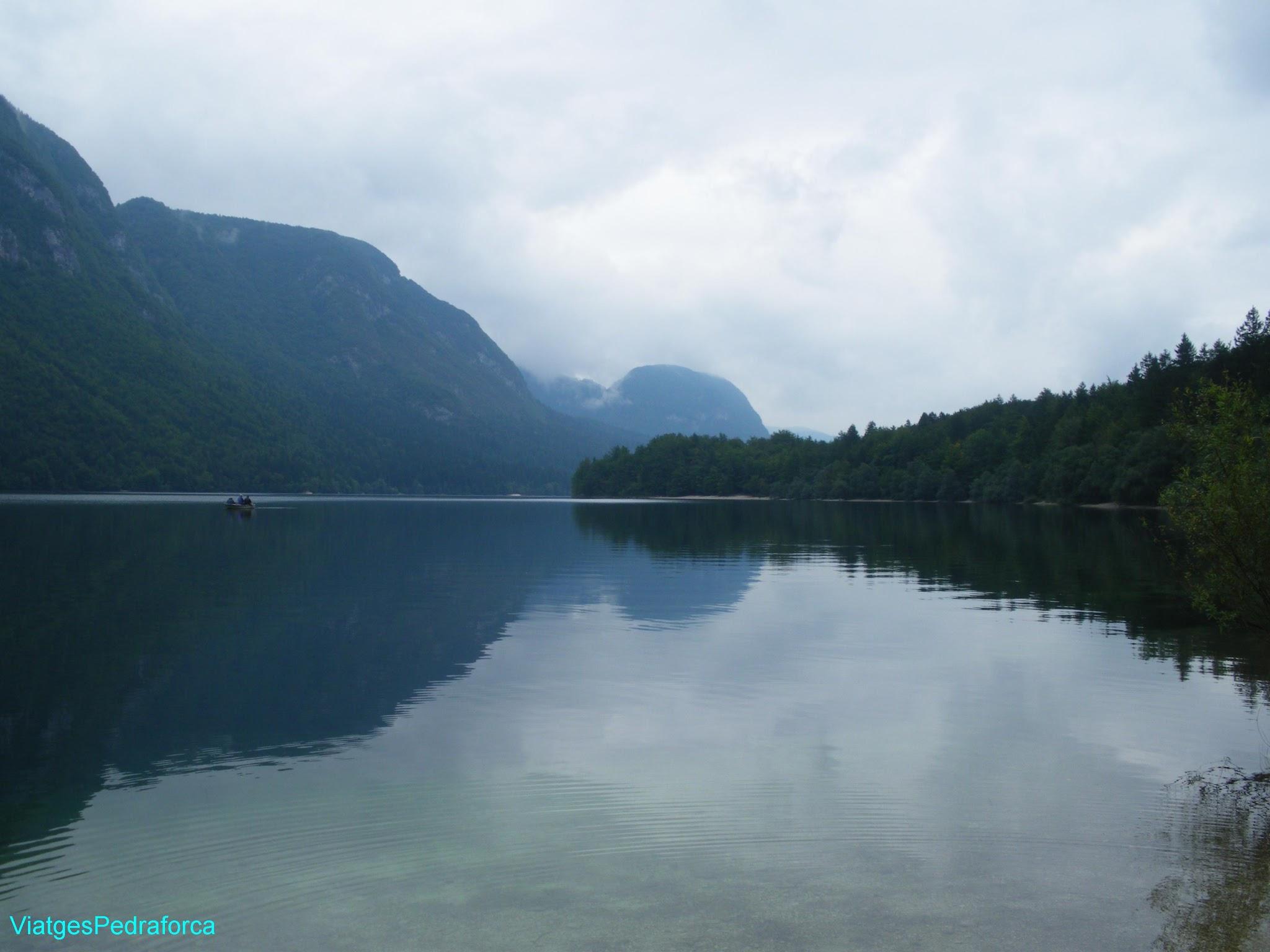 Bohinjsko jezero, Eslovènia, Llac de Bohinj, Triglav, Triglavski Narodni Park