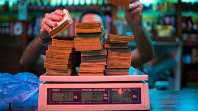 Devastador pronóstico para Venezuela: la inflación superará el 30,000%