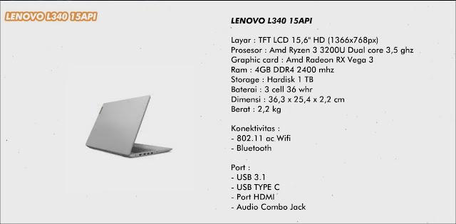 lenovo laptop terbaik 4 jutaan