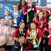 Tênis de mesa feminino de Jundiaí conquista prata por equipes nos Joguinhos