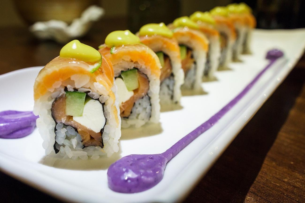 Sushi - belanaselfie