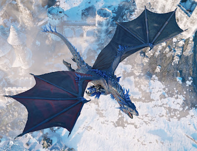 Crystal Dragon for the Daz Dragon 3