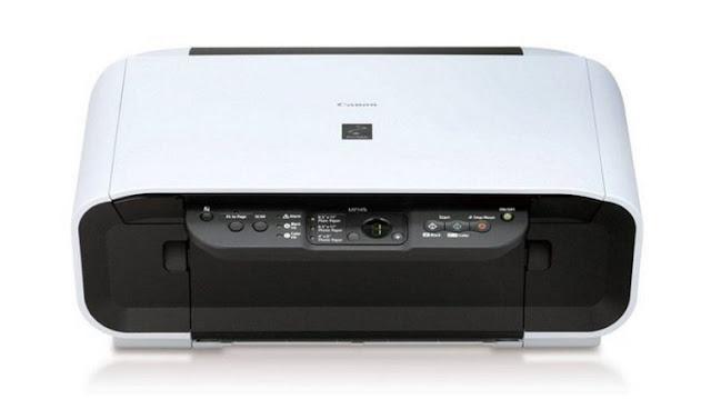 Cara Reset Printer Canon MP145
