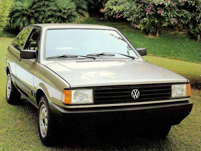 Volkswagen Gol AP-600 1990