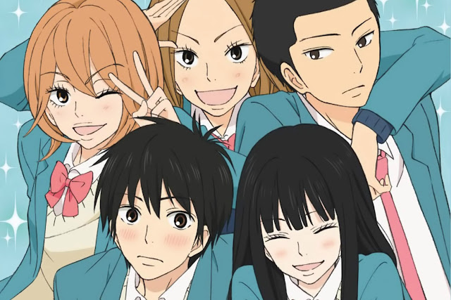 Kimi ni Todoke (Episode 01 - 25)  Batch Subtitle Indonesia