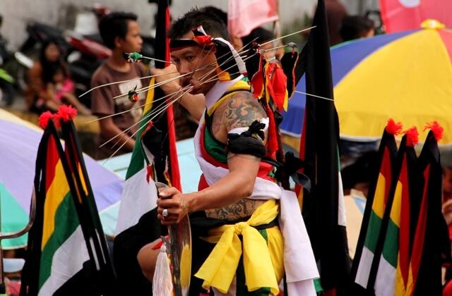 Festival Tatung Singkawang