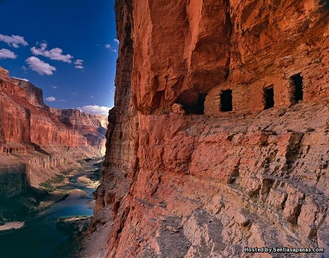 Misteri Artifak Berhantu Red Indian Di Grand Canyon