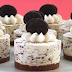Oreo Cookies and Cream No Bake Cheesecake