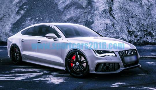 2017 Audi RS7 Release Date