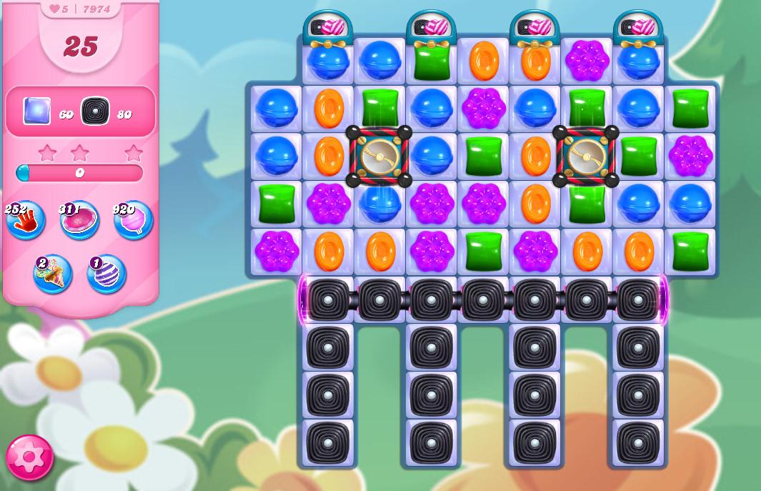 Candy Crush Saga level 7974