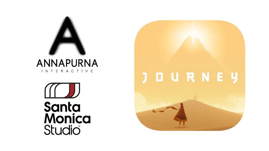 journey ios release app store thatgamecompany annapurna interactive santa monica studio