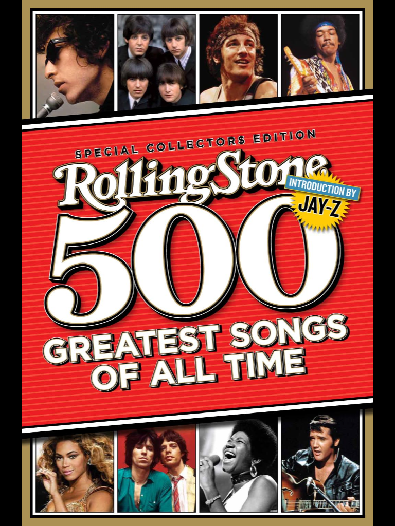 500 Best Tarot Images On Pinterest: Spotirama: Rolling Stone 500 Greatest Songs Of All Time