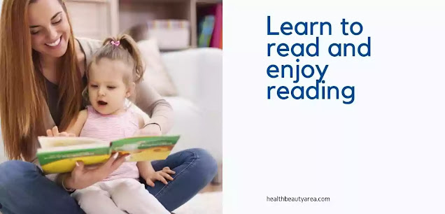 Learn to read and enjoy reading