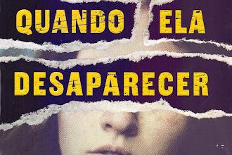 RESENHA - Quando ela desaparecer (Victor Bonini)