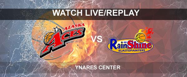 List of Replay Videos Alaska vs ROS September 20, 2017 @ Ynares Center