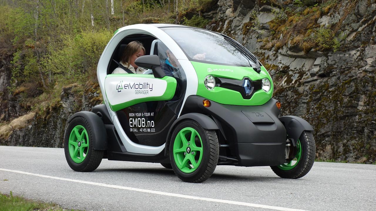 coche eléctrico barato 2018
