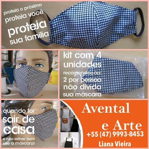 Máscaras de Proteção em Itapema