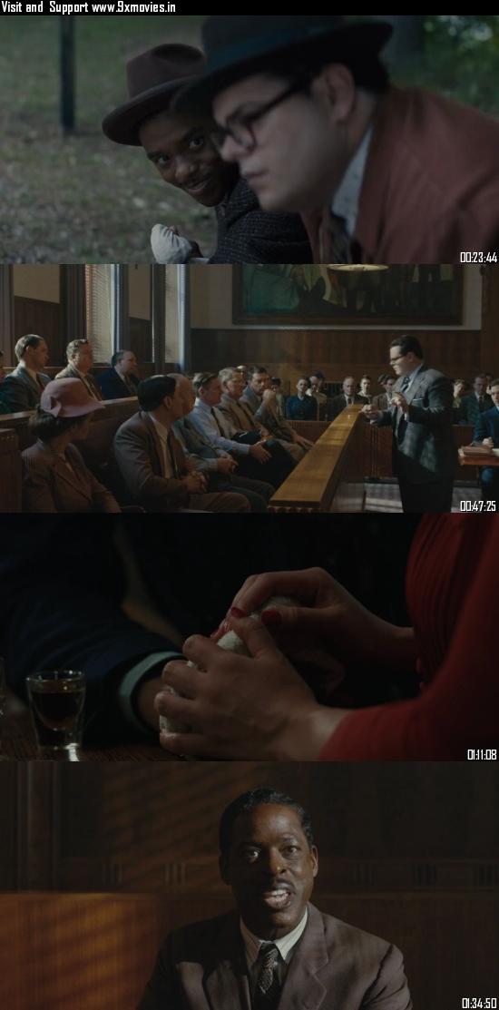 Marshall 2017 Dual Audio Hindi 480p BluRay 350mb