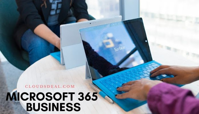 Microsoft 365 Business Plans