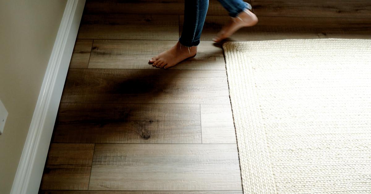 To Install Luxury Vinyl Plank Flooring, Vinyl Plank Flooring Basement Flooding