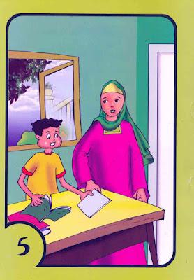 قصص اطفال PDF - حكايات جدتي - الحبة العاشرة بالعربية والإنجليزية
