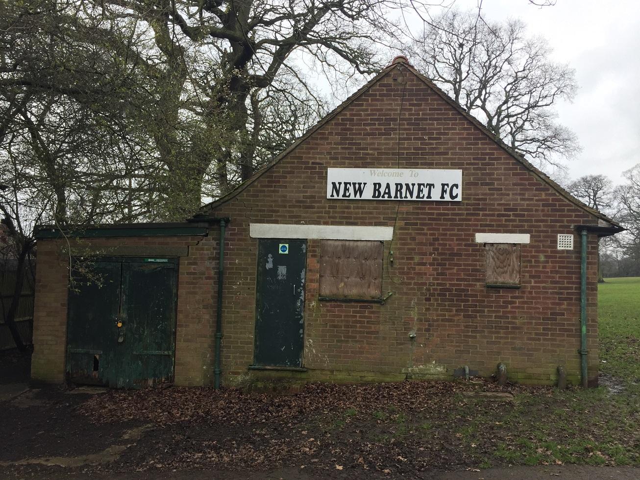 New Barnet FC