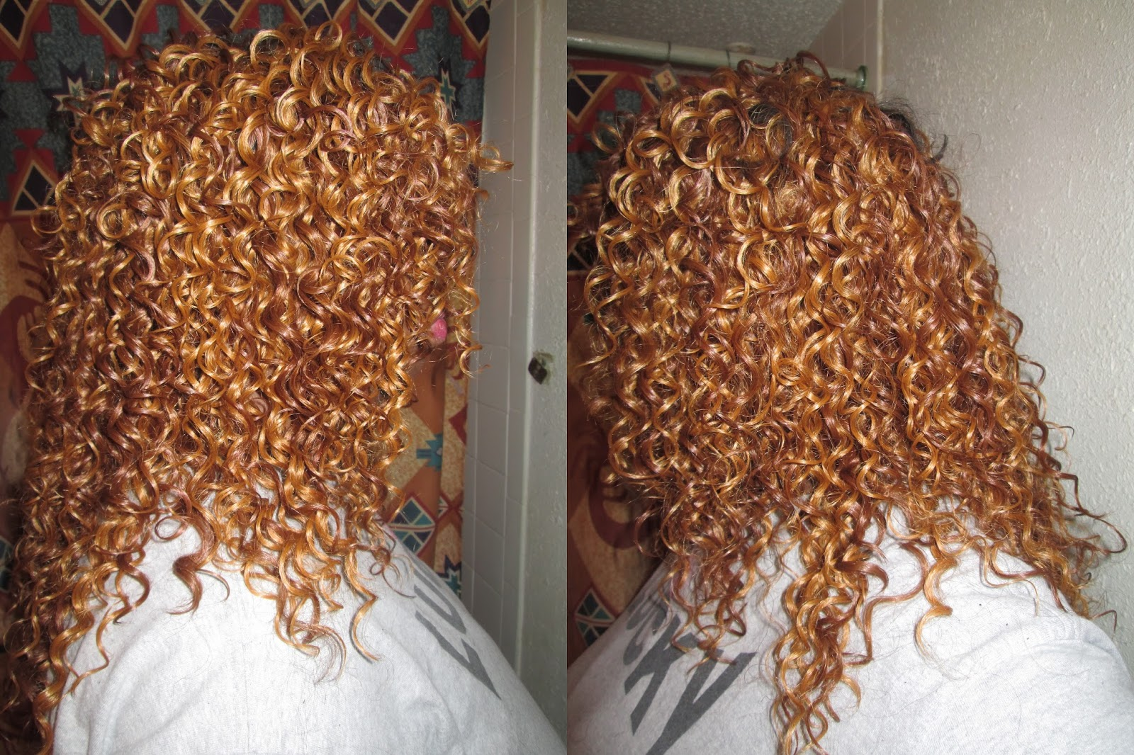 Products Used 2 Packages Milky Way Que Beach Curl