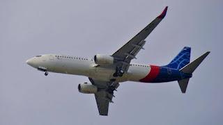 Pesawat Sriwijaya Air Rute Jakarta-Pontinak Hilang Kontak