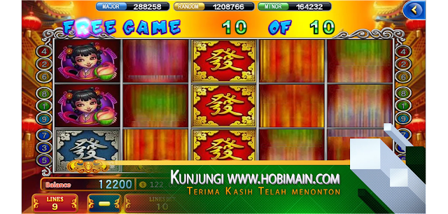 Bonus Game God of Wealth