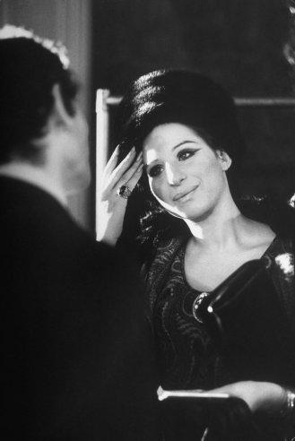 Photos of Barbra Streisand in the 1960s  vintage everyday