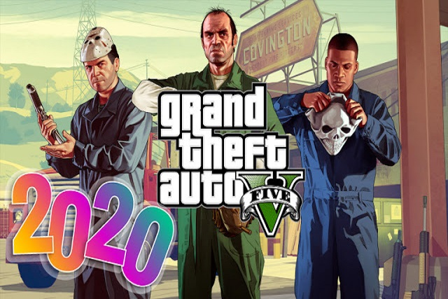 Grand Theft Auto V تحميل مجانا 2020