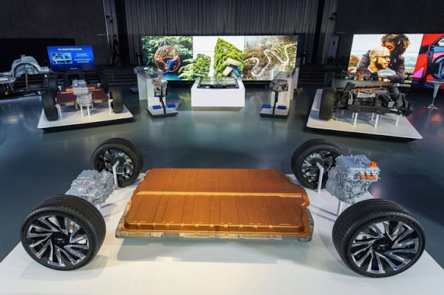 Serap 1000 Tenaga Kerja, LG Akan Bangun Pabrik Baterai Sel Kendaraan Listrik di Cikarang