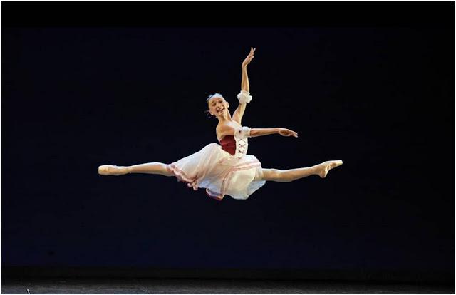 bale, balerin