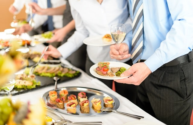 marketing catering business on a budget caterer advertising