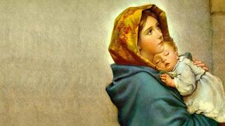 Hoy voy a hablar contigo de Ella, de tu Madre, de mi Madre
