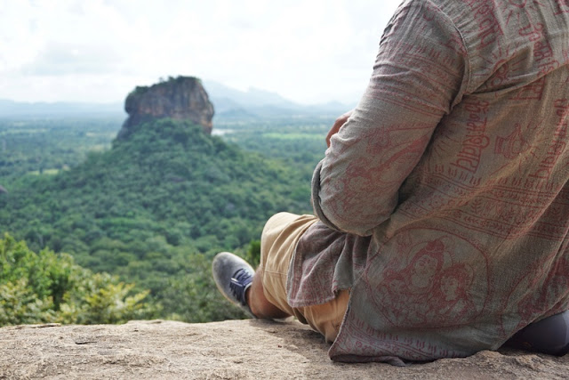 Lion Rock Pidurangala Rock