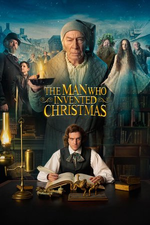 Poster The Man Who Invented Christmas 2017