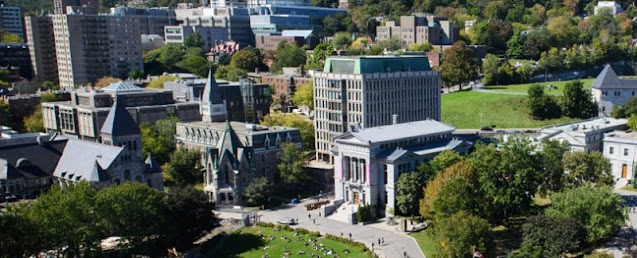 Mcgill university phone number and address