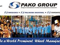 Info Lowongan Kerja S1 2019 IT Pako Group Karawang - Daftar Via Online