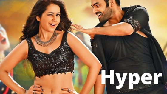 [Hyper]Hindi Dubbed Movie South Indian