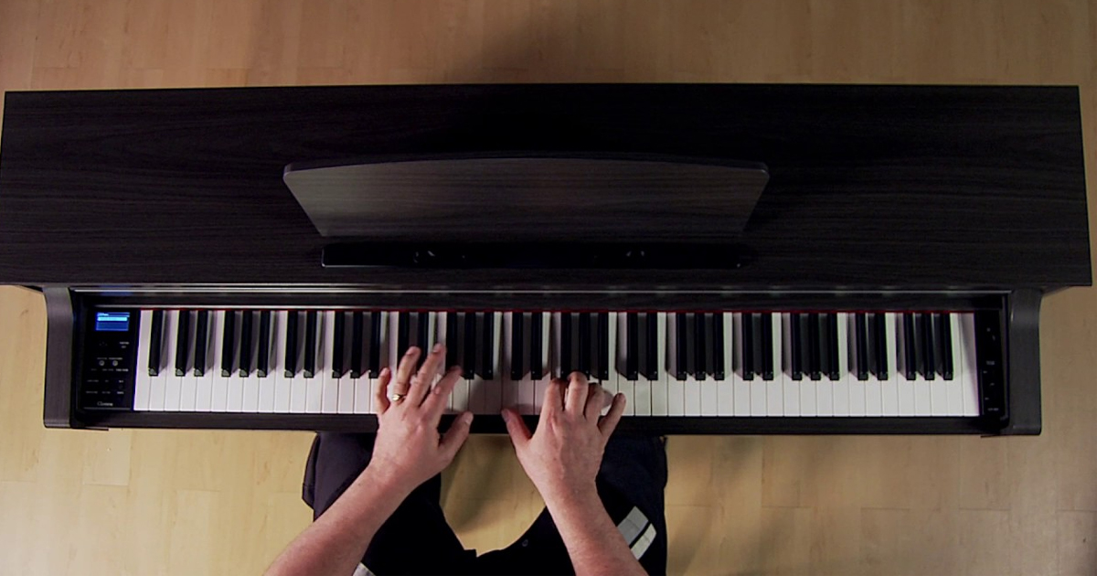 Cửa hàng bán đàn piano giá rẻ dưới 5 triệu
