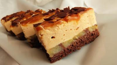 Kolač Koji Morate Probati - Karamel Krema i Banane | Must-Try Cake - Caramel Cream & Bananas