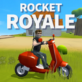 Download the game Rocket Royale For iPhone and Android XAPK